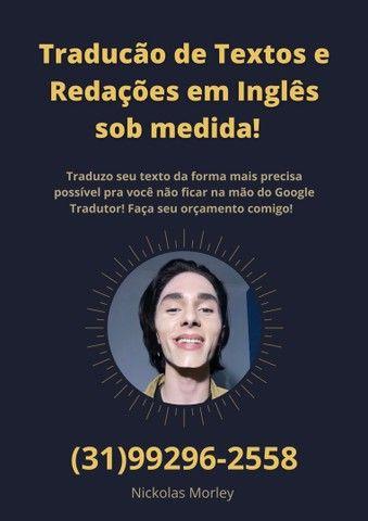 TRADUÇÕES inglês / português (20-30 página)