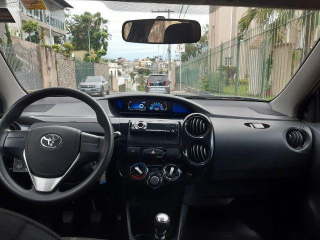 Toyota Etios 1.3X Completo 2016/17 - Foto 7