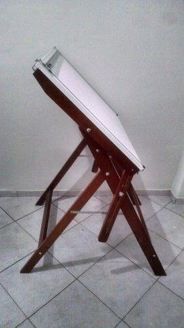 Mesa para desenho (prancheta) - Foto 5