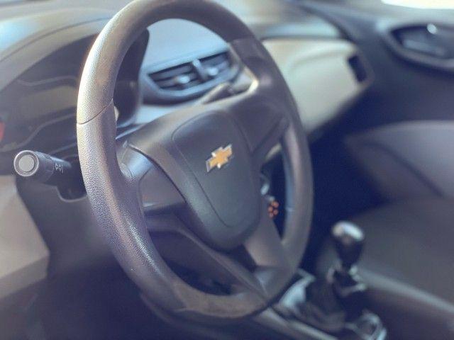 Chevrolet ONIX JOY  1.0 flex  2018 - Foto 4