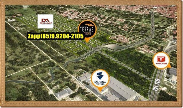 Loteamento Terras Horizonte -Ligue e agende sua visita!!! - Foto 2