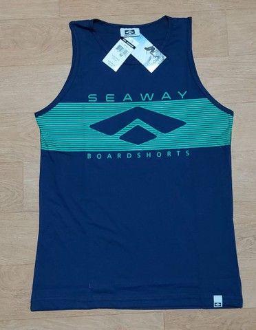 Camiseta Seaway - Foto 2