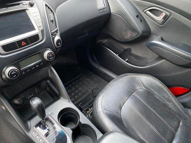 Hyundai IX35 2.0 16V FLEX 4P AUTOMATICO - Foto 7