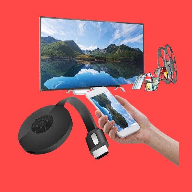 Chromecast - Espelhe Seu Celular Na TV