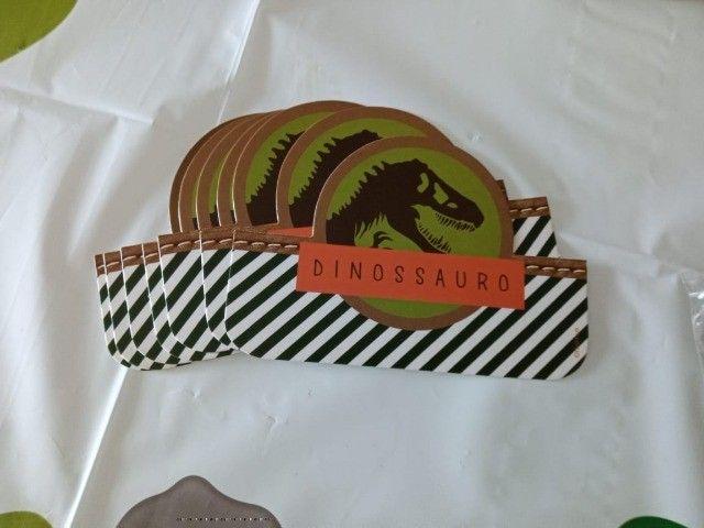 Kit Festa - Dinossauros - Foto 6