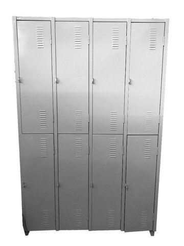 Armário roupeiro 8 portas vestuário