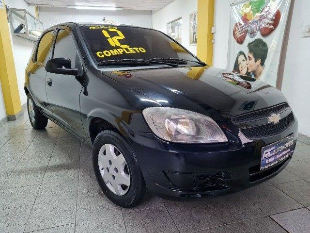 GM Celta LT 2012/2012 Completo Flex