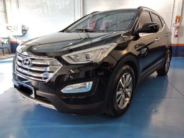 Hyundai Santafé GLS 3.3l V6 2014