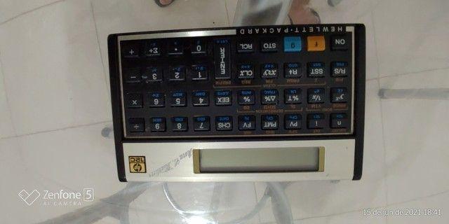 Calculadora HP 12 C  - Foto 2