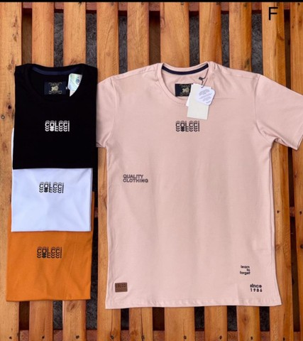 Camisetas Gola O Multimarcas  atacado e varejo