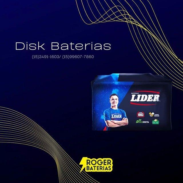Bateria lider 60 ah convencional melhor preço - Foto 2