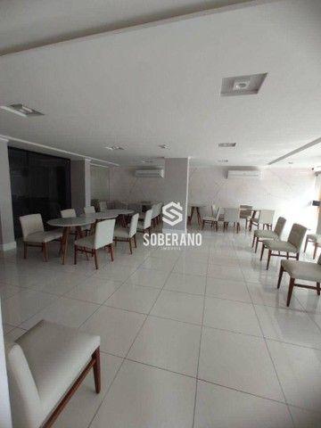 Apartamento com 3 dormitórios para alugar, 126 m² por R$ 3.000,00/mês - Manaíra - João Pes - Foto 14