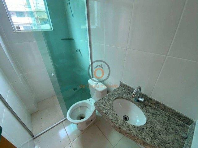 Apartamento para venda tem 60 metros quadrados com 2 quartos em Mantiqueira - Belo Horizon - Foto 8