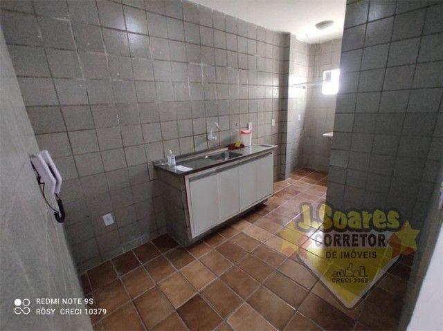 Cidade Universitária, 2 quartos, 58m², Água inclusa, R$ 700, Aluguel, Apartamento, João Pe - Foto 4