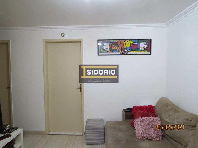 Apartamento à venda com 2 dormitórios em Capão raso, Curitiba cod:10138 - Foto 9