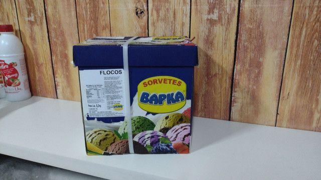 Caixa de sorvete 10L