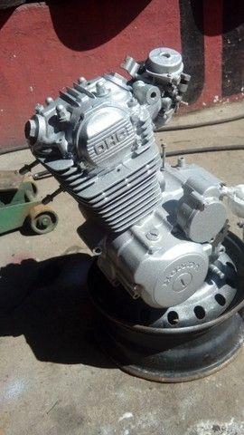 Moto veloterra / trilha CRF 200cc - Foto 13