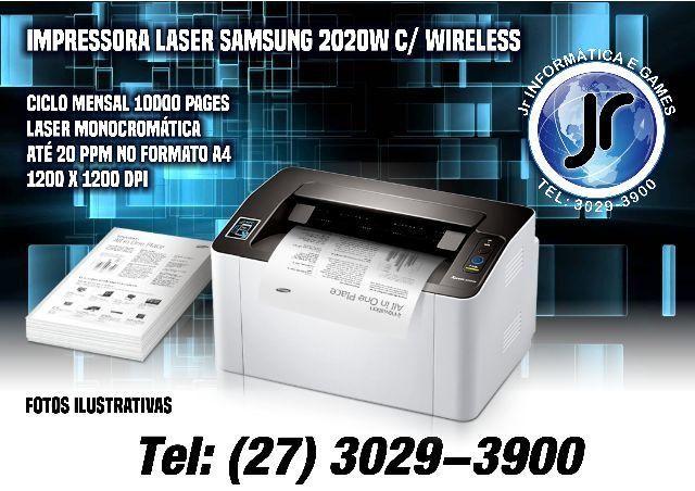 Impressora Brother / Samsung - Laser Monocromatica