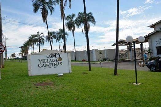 Village Campinas - 3 qtos / suíte - 2 vgs - Ac. carros entr.