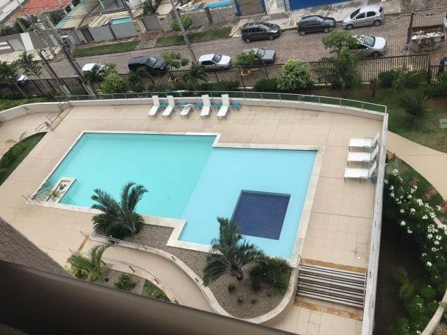 Apartamento mobiliado Residencial Parque Cidade Jardim, 2/4 por 300mil