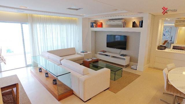Alto padrão - Apartamento Decorado no Infinity Areia Preta