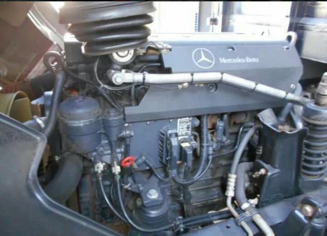 Mercedes Benz Atego 2425 Ano:2008