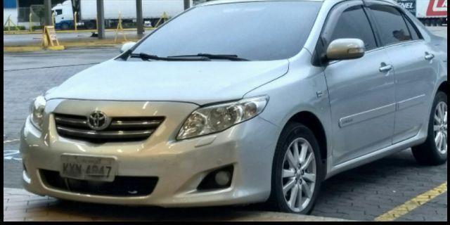 Toyota Corolla Corolla Seg 2010