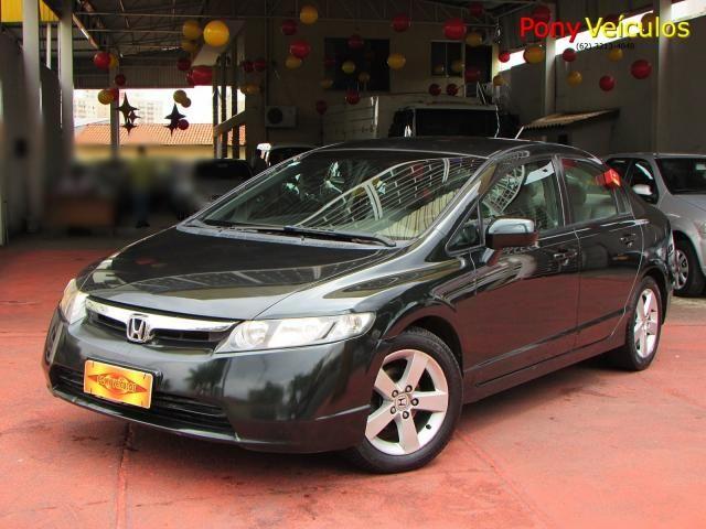 Great HONDA CIVIC 2006/2007 1.8 LXS 16V FLEX 4P MANUAL