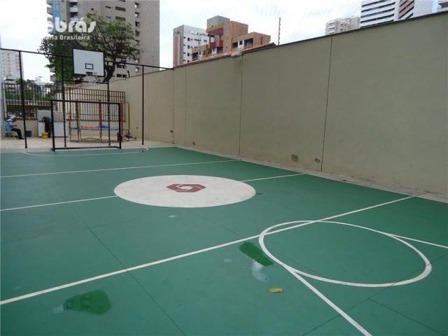 Ed. Palazzo, colmeia,  Apartamento  residencial à venda, Meireles, Fortaleza. - Foto 5