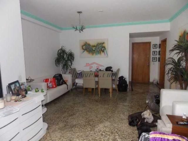 Apartamento à venda com 4 dormitórios em Barra da tijuca, Rio de janeiro cod:PEAP40025