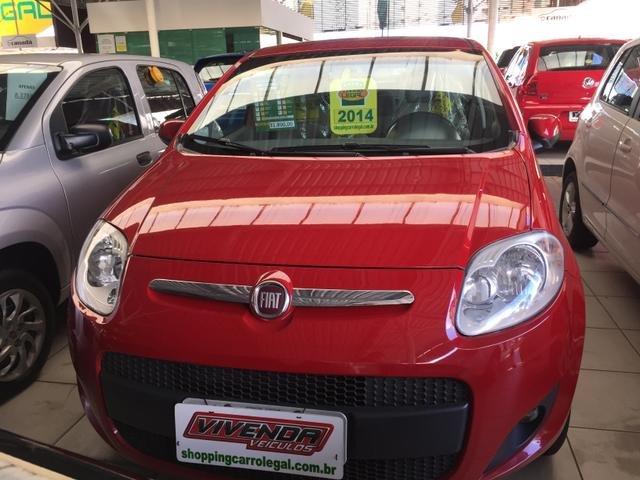 Palio essence 1.6 semi automático 2014 extra