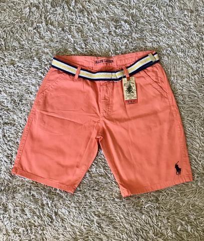 3373cdb1127 Bermuda sarja Polo Ralph Lauren - Roupas e calçados - Barreiros