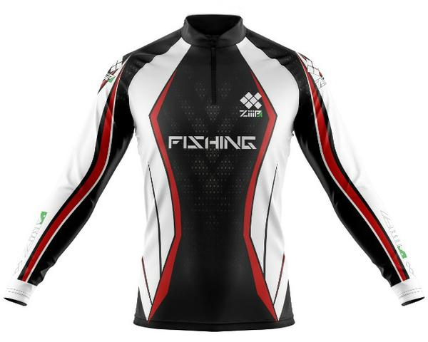 Camisa de pesca personalizada - Foto 5