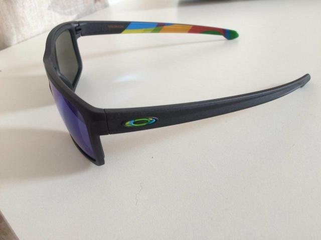 18a8a6cec7055 Óculos Oakley Sliver original