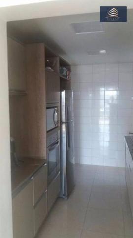 Aceita Troca!! Apto 93 m² c/ Varanda Gourmet, Centro/Bosque Maia, Guarulhos. - Foto 13