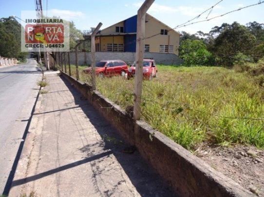 Terreno para alugar em Chacaras bartira, Embu das artes cod:5303 - Foto 7