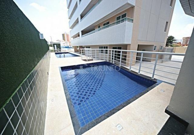 (EXR) Apartamento à venda em Fortaleza | Mistral - 118m²/3 quartos/2 vagas/Nascente - Foto 6