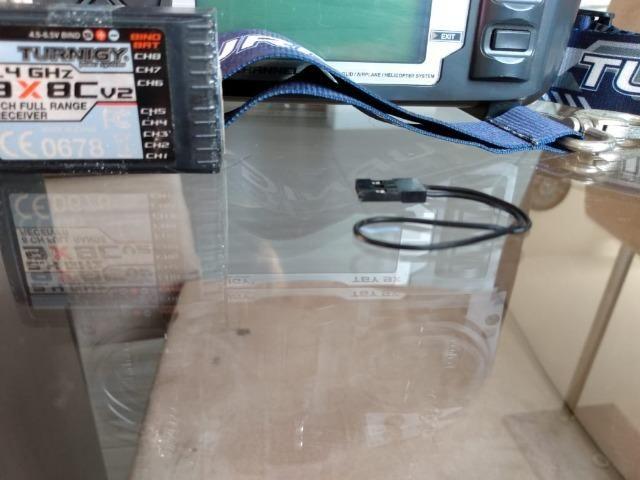 Controle Turnigy 9x - Foto 3
