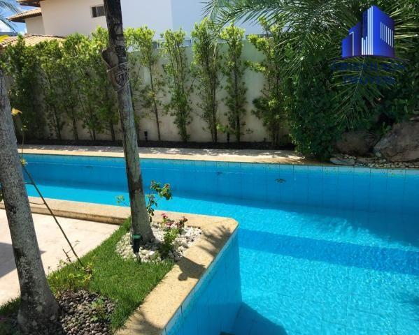 Casa à venda alphaville salvador i, excelente, r$ 2.500.000,00, piscina, espaço gourmet, 4 - Foto 14