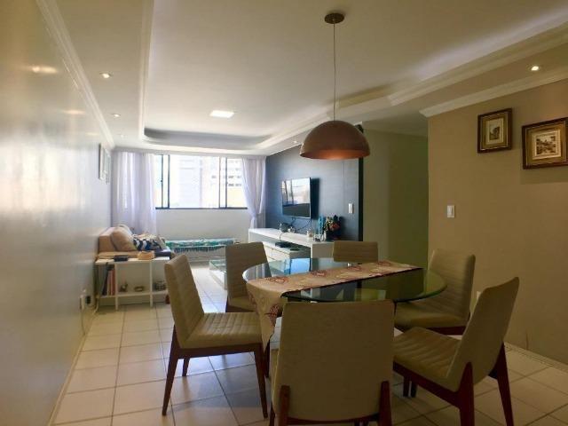 Apartamento no Luciano Cavalcante com 3 quartos e 2 vagas - Foto 6