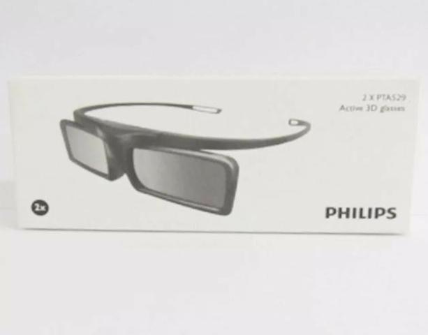 765b8553b1a Óculos 3D Philips 2 unidades - Novo - Áudio, TV, vídeo e fotografia ...