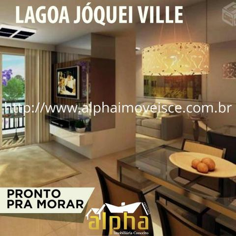 Apartamento - Lagoa Vivendas Joquei - Valor Promocional - Ultimas Unidades - Foto 6