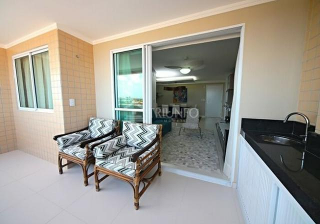 (EXR) Apartamento à venda em Fortaleza | Mistral - 118m²/3 quartos/2 vagas/Nascente - Foto 3