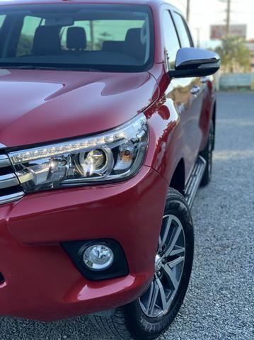 Toyota Hilux Srx 2016 36000 km - Foto 13