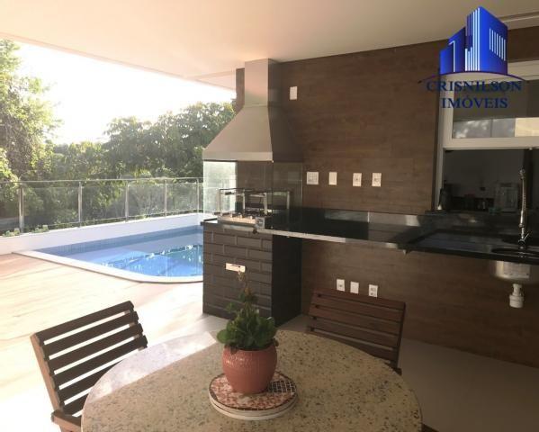 CASA À VENDA EM ALPHAVILLE I SALVADOR, R$ 2.900.000,00, NOVA, ESPAÇO GOURMET, 600 M² CONST - Foto 14