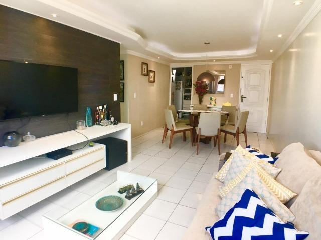 Apartamento no Luciano Cavalcante com 3 quartos e 2 vagas