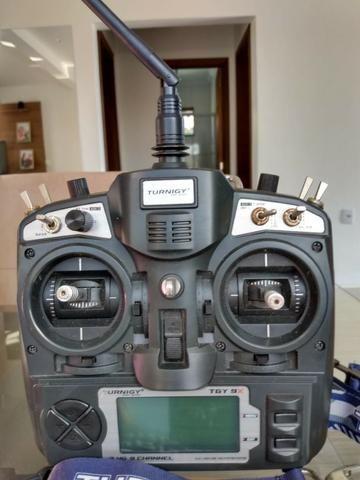 Controle Turnigy 9x - Foto 4