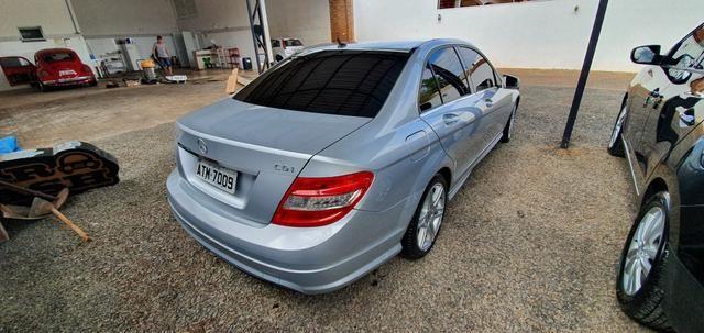 Mercedes C-250 cgi Blue Efficiency