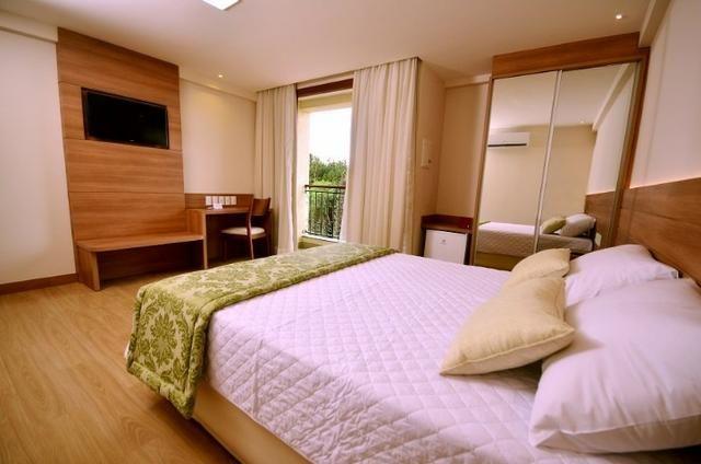 Cota de flat Hotel Bristol Vista Azul - Foto 2