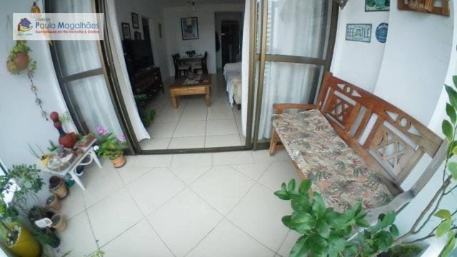 Apartamento com 3 dormitórios à venda, 70 m² - Graça - Salvador/BA